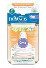Dr. Brown's Options+ | Anti colic brede speen