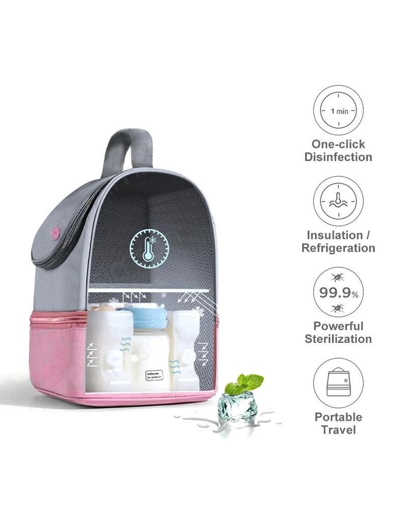 MoM&e Pump - Save - Clean
