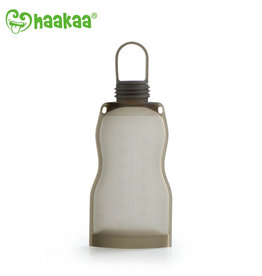 Haakaa Herbruikbaar, silicone moedermelk bewaarzakje