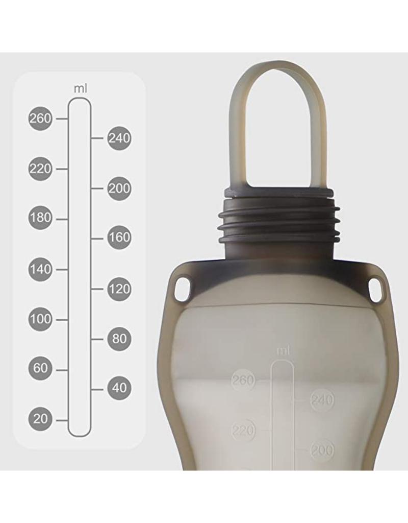 Haakaa Herbruikbaar, silicone moedermelk bewaarzakje Haakaa