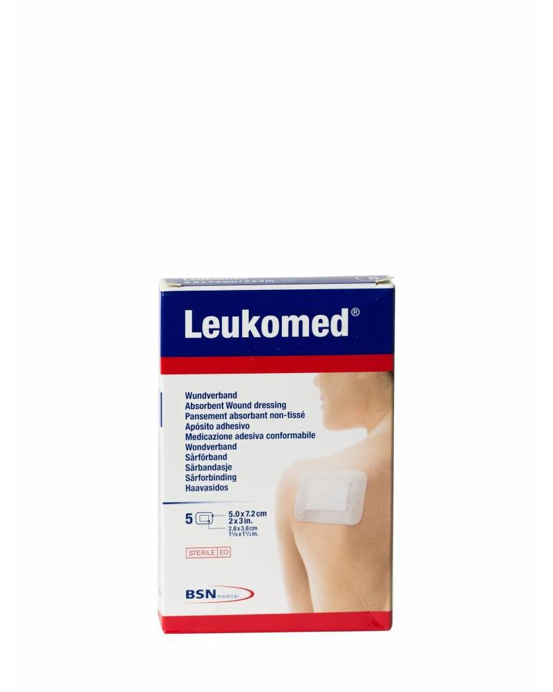 LEUKOMED LEUKOMED Absorbent wound dressings