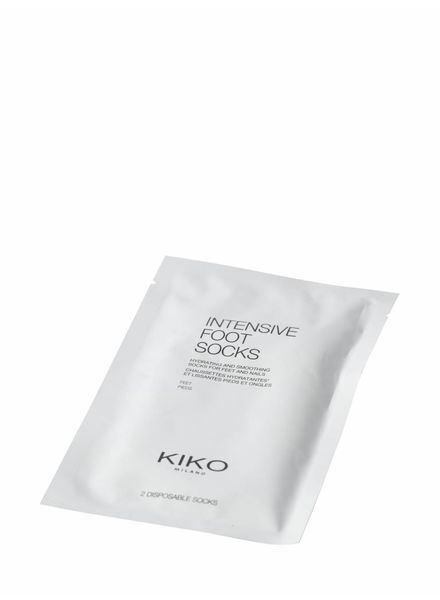 KIKO Intensive foot and nail socks