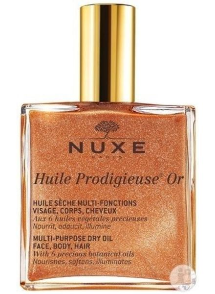 NUXE Nuxe Huile Prodigieuse Multi-Purpose Dry Oil - Golden Shimmer