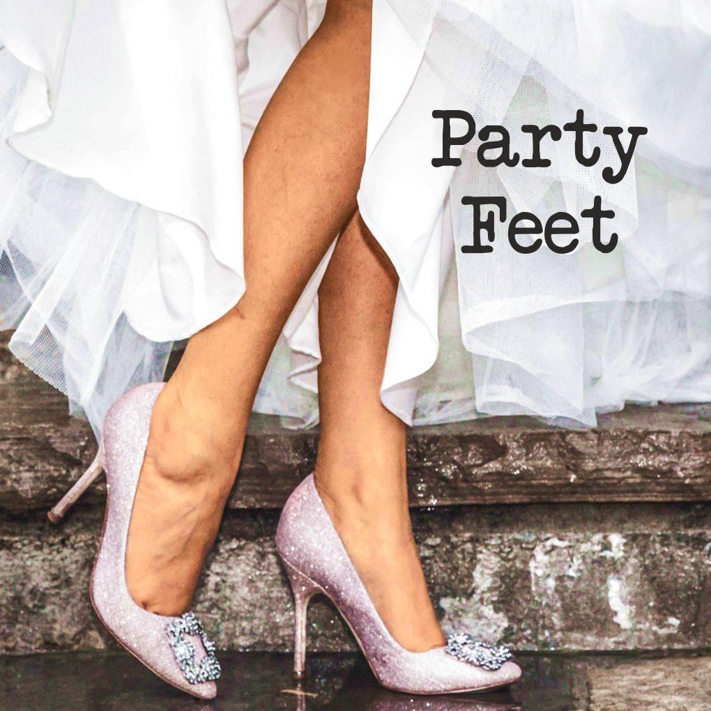 Perfecte Party voeten