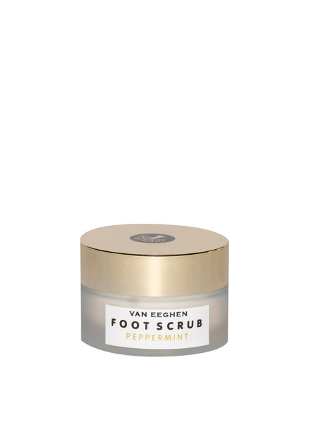 Van Eeghen Peppermint foot scrub