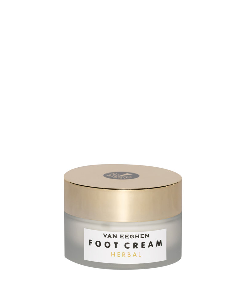 Van Eeghen Herbal foot cream, made in Holland