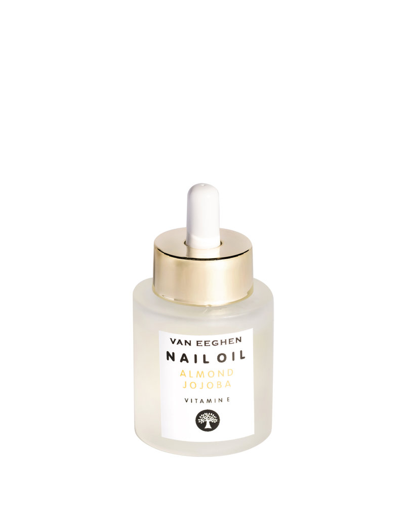 Van Eeghen Almond & Jojoba nail oil, made in Holland
