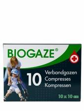 BIOGAZE Wonden compressie