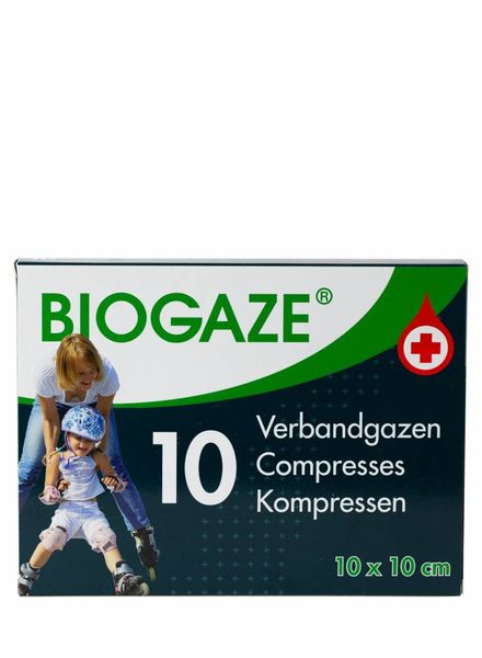 BIOGAZE Wonden compressie