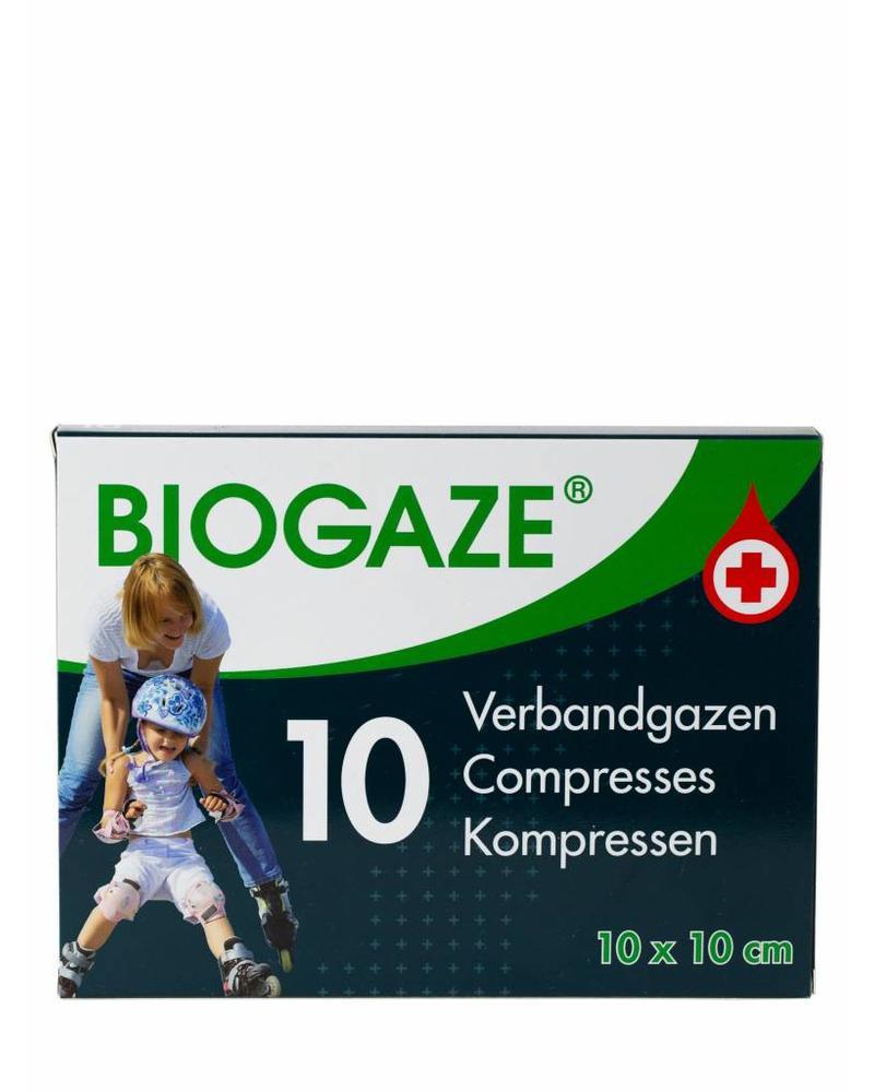 BIOGAZE BIOGAZE wound compress
