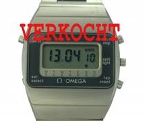 omega speedmaster quarts LCD caliber 1620