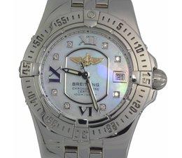Breitling Starliner lady chronometer 100m