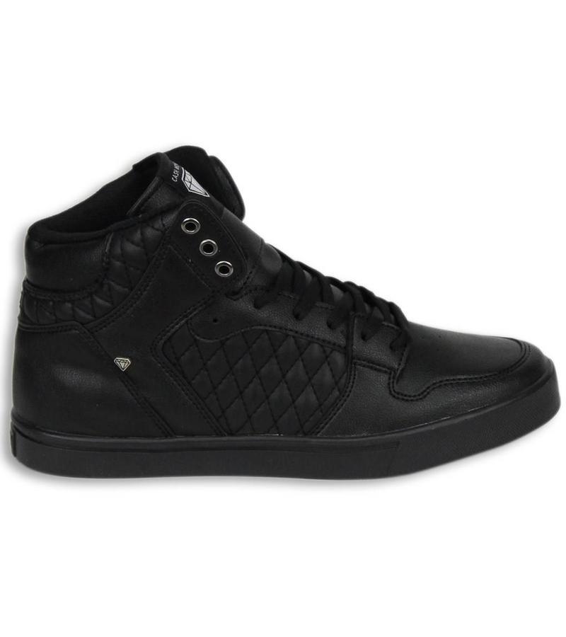 Cash Money Märkesskor Billigt- Shop Skor Online High Sneakers - Svart