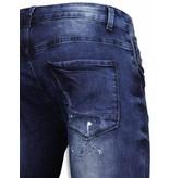 New Stone Trashade jeans kille - Jeans till killar - ZS810 - Blå