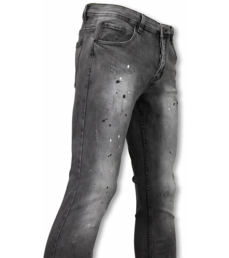 Urban Rags Slitna jeans online - Sönderslitna jeans -  U139-5 - Grå