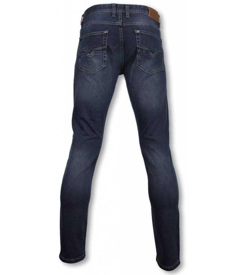 Orginal Ado Billiga byxor online - Jeans modeller herr - A-1786 - Marin