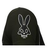 Local Fanatic Killer Bunny Rhinestone - T shirt Herr - 13-6229K - Khaki