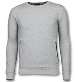 Enos Stora sportkläder - Träningskläder inomhus - PAK-7012G - Grå