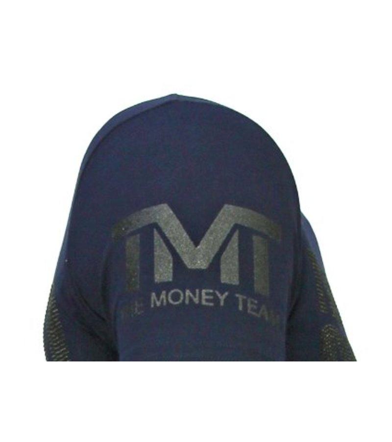 Local Fanatic Money Team Champ Rhinestone - Herr T shirt - 13-6237N - Marinblå