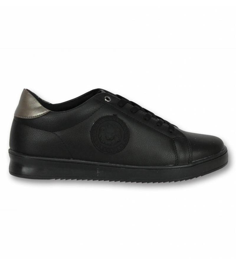 Cash Money Shop Skor Online - HerR SneakerS Tiger Black - CMS16 - Svart