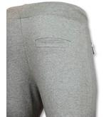 Golden Gate Snygga träningslinnen herr - Träningskläder inomhus - F-587Z - Grå