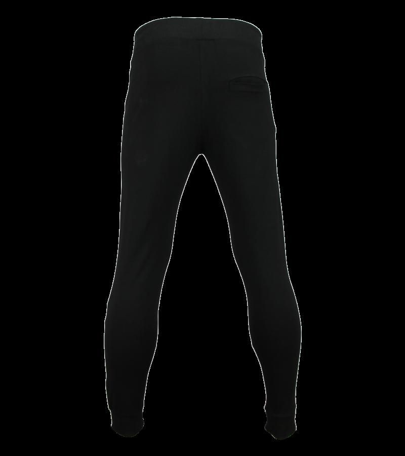 Golden Gate Träningsoverall med tryck - Stora sportkläder - F-590Z  - Svart