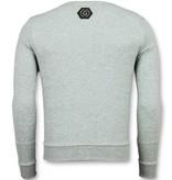 Golden Gate Sportkläder man - Träningskläder online billigt - F-590G - Grå
