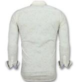 Gentile Bellini Tuffa skjortor herr - Online kläder män - 3010 - Vit