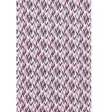 Gentile Bellini Billiga skjortor för män - Herrs kjorta slim fit - 3013 - Rosa