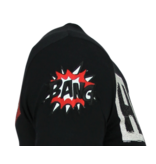 Local Fanatic Hero Mask - Sommar T-shirt Herr - 6323N - Marinblå