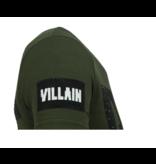 Local Fanatic Villain Duck Rhinestones - Köpa T shirts På Nätet Herr - 6325G - Grun