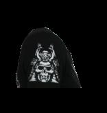 Local Fanatic Savage Samurai Rhinestones - T-shirt Herr - 6327Z - Svart