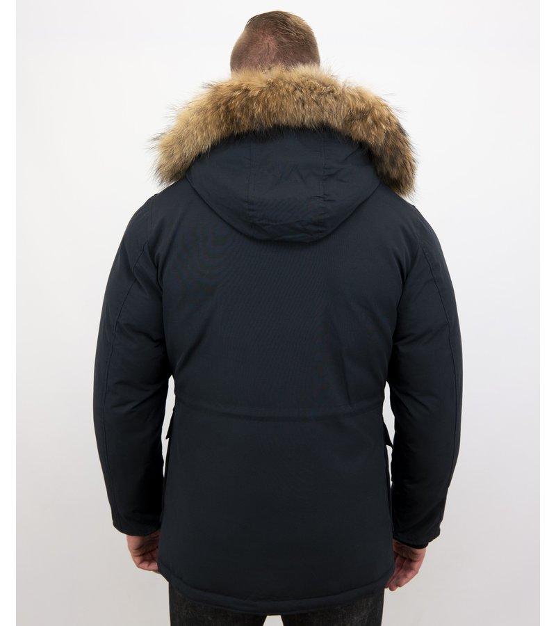 Vinterjackor Långa | Jacka Parka Päls Herr | Styleitaly.se