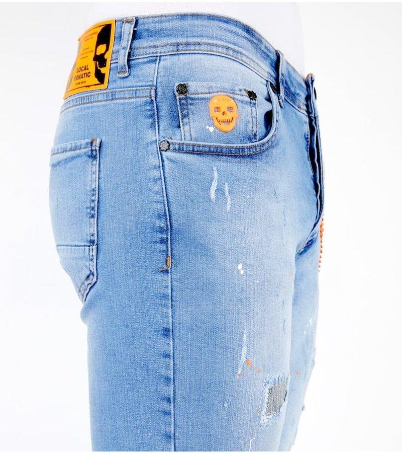Local Fanatic Slitna Shorts Herr - 1040 - Bla
