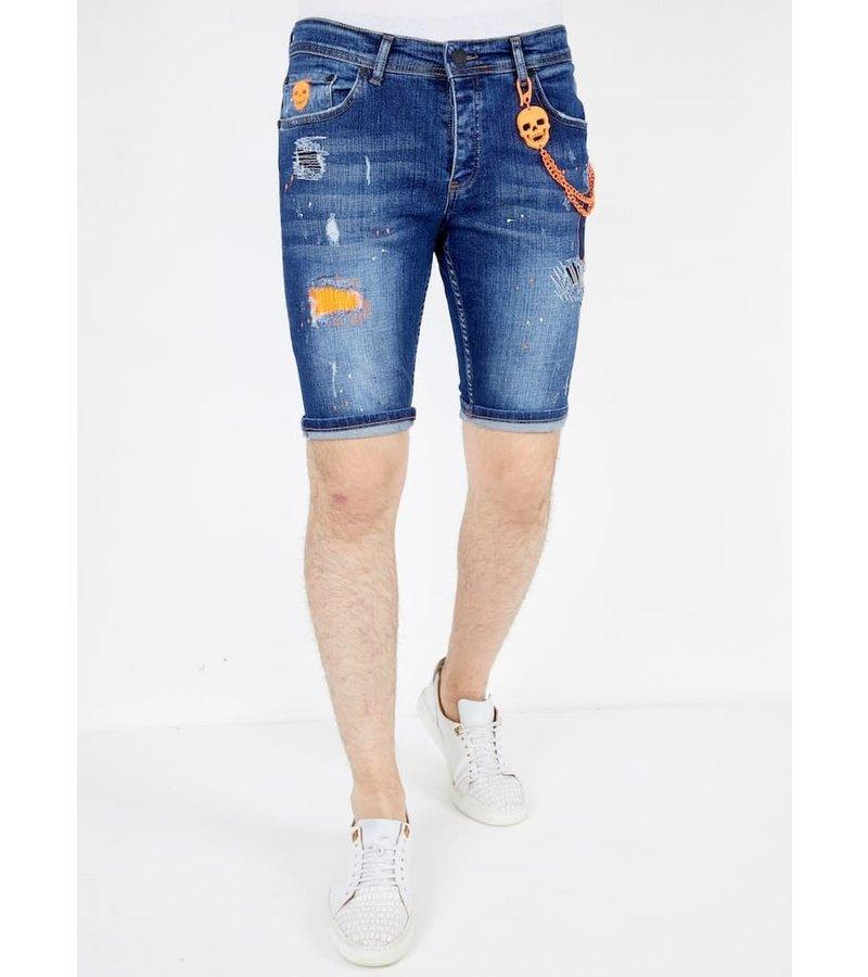 Local Fanatic Snygga Shorts killar - 1049 - Bla