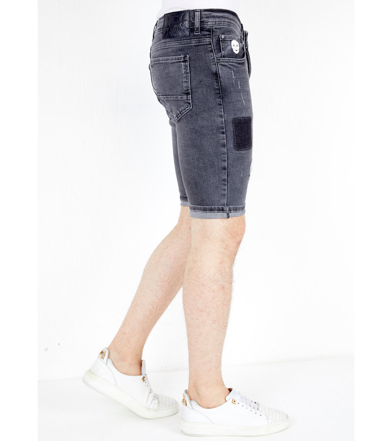 Local Fanatic Coola Shorts Herr - 1050 - Svart