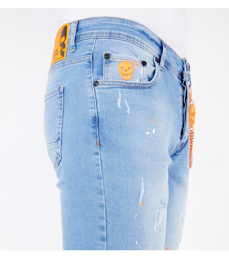 Local Fanatic Capri Shorts Herr - 1048 - Bla