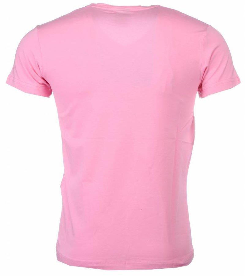 Mascherano Football Legends Print - T Shirt Herr - 54007R - Ros
