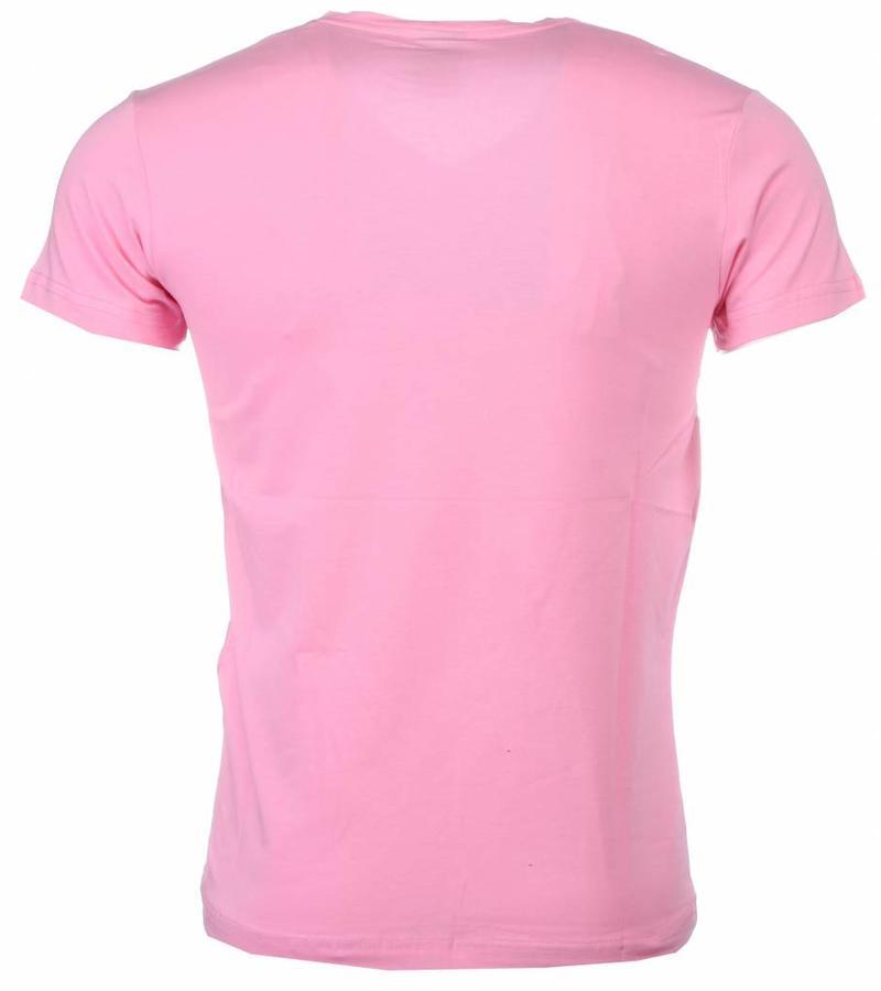 David Mello Blanco Exclusive Basic - T Shirt Man - 54094 - Ros