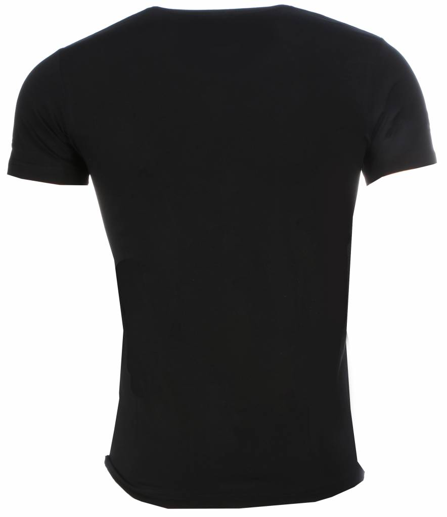 Tuffa Skjortor Med Tryck Tiger | T Shirt Herr | Styleitaly.se