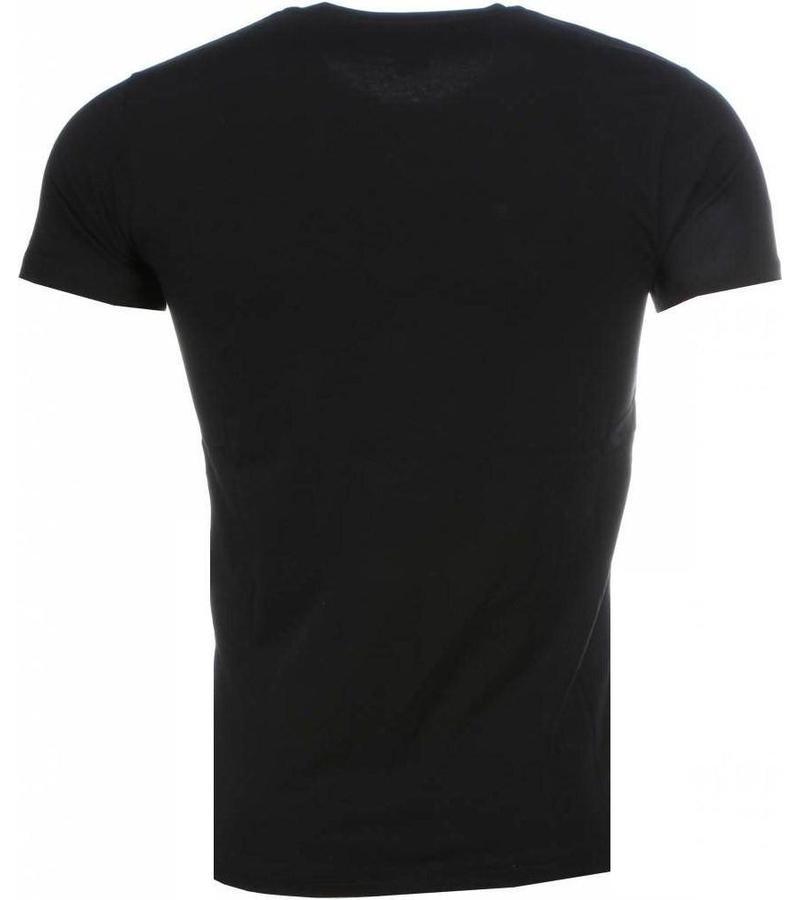 Mascherano Cookies Roliga T shirts Online - Man T Shirt - 51005Z - Svart