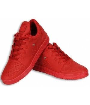 Cash Money Sneakers - Schuhe Herren - Rot