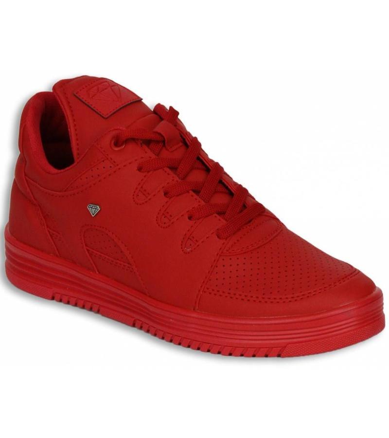 ffee71d047 ... Cash Money Sneakers - Schuhe Herren - Rot ...