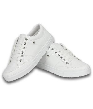 Cash Money Low Sneakers - Schuhe Herren - Weiß