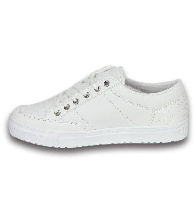 Cash Money Low Sneakers - Schuhe Herren - Weiß