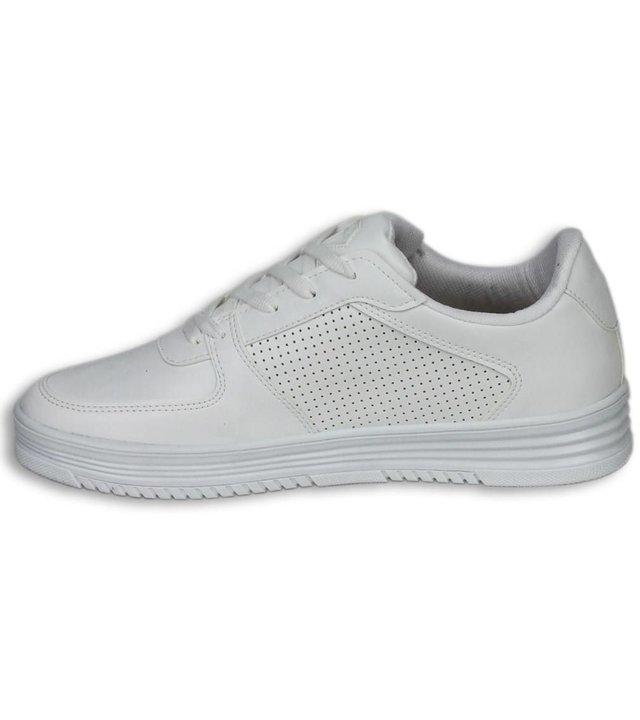 Cash Money Sneakers Low - Schuhe - Weiß
