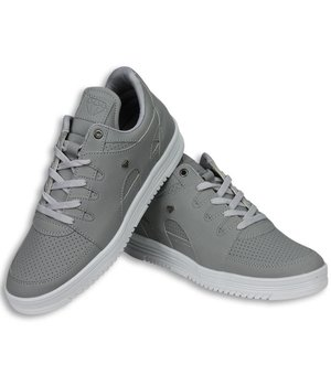 Cash Money Sneakers Low - Schuhe - Grau