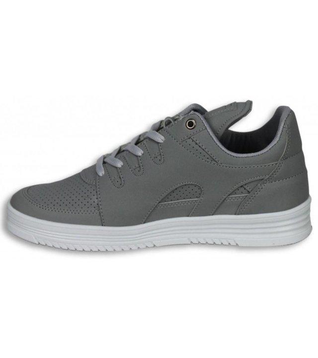 Cash Money Sneakers Low - Schuhe - Grau