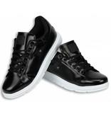 Cash Money Sneakers Low - Schuhe - Schwarz