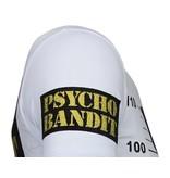 Local Fanatic Bad Dog - Strass T-shirt - Weiß